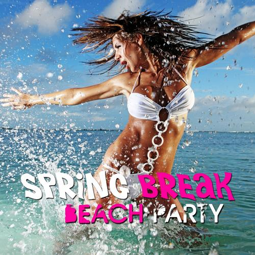 Album Art - Spring Break Beach Party