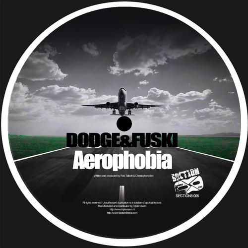 Album Art - Aerophobia