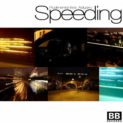 Album Art - Speeding
