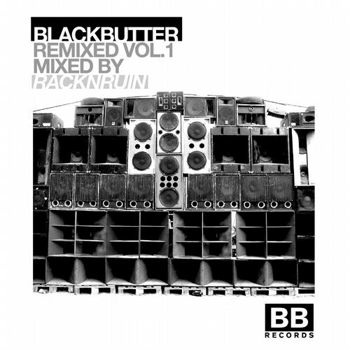 Album Art - Black Butter Remixed, Vol. 1