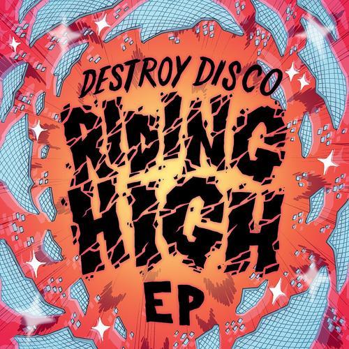 Album Art - Riding High EP