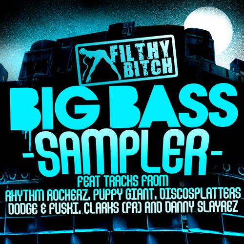 Album Art - Big Bass Sampler