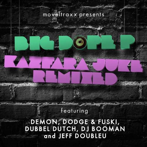 Album Art - Kazfara Juke Remixed