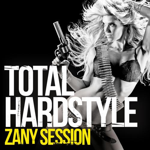 Album Art - Total Hardstyle (Zany Session)