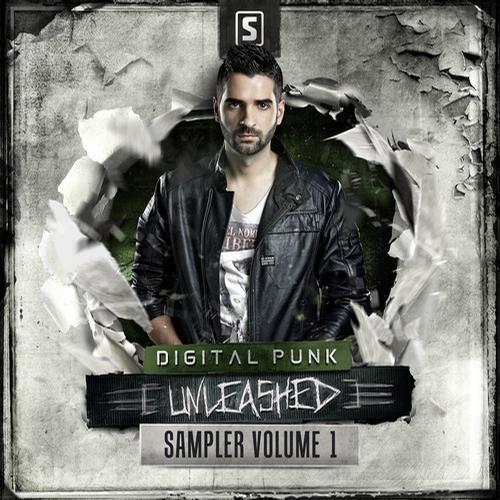 Digital Punk - Unleashed Sampler volume 1 Album Art