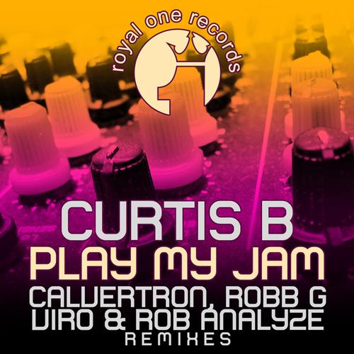 Album Art - Play My Jam EP