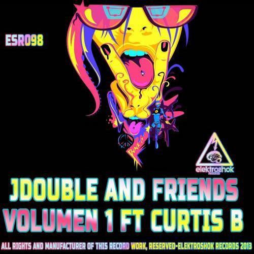 JDOUBLE and Friends, Vol. 1 Album Art