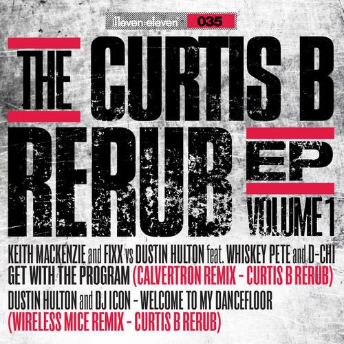 Album Art - The Curtis B ReRub EP Vollume 1