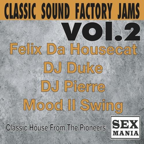 Album Art - Classic Sound Factory Jams Vol. 2