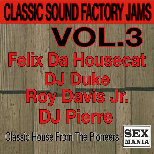 Album Art - Classic Sound Factory Jams Vol. 3