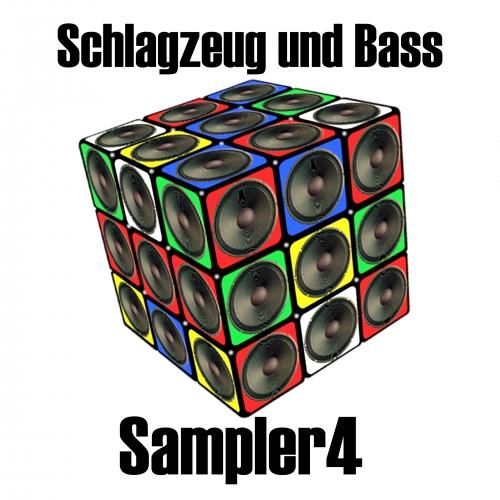 Schlagzeug Und Bass_Sampler4 Album Art