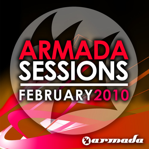 Album Art - Armada Sessions February - 2010