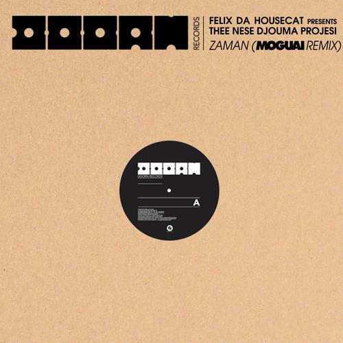 Album Art - Zaman (Moguai Remix)