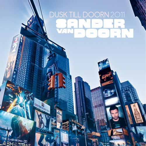 Album Art - Dusk Till Doorn 2011 - Mixed by Sander van Doorn
