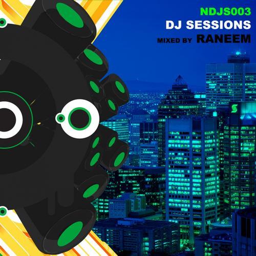 Album Art - DJ Sessions - Volume 3 (Mixed by Raneem)