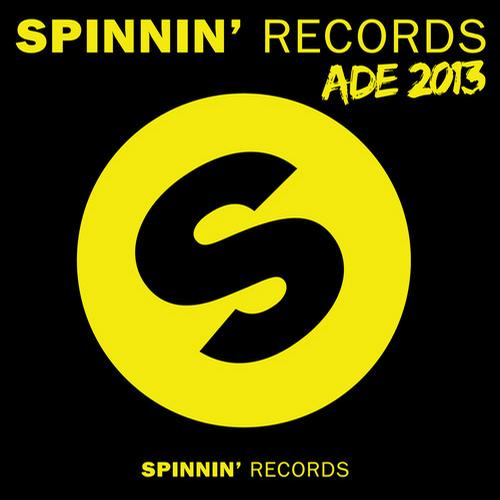 Album Art - Spinnin' Records ADE 2013 - Amsterdam Dance Event 2013
