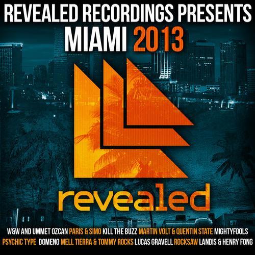 Album Art - Revealed Recordings Presents Miami 2013
