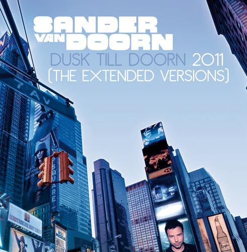 Album Art - Dusk Till Doorn 2011 - The Extended Versions