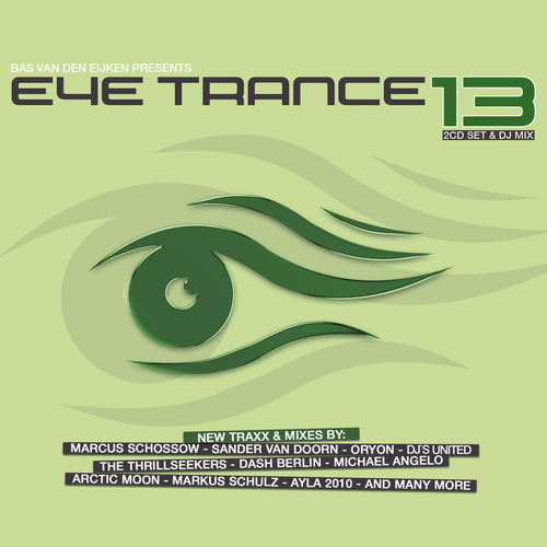 Album Art - Eye Trance 13