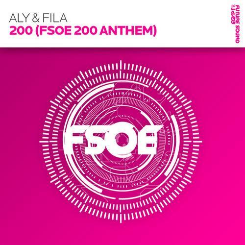 Album Art - 200 (FSOE 200 Anthem)