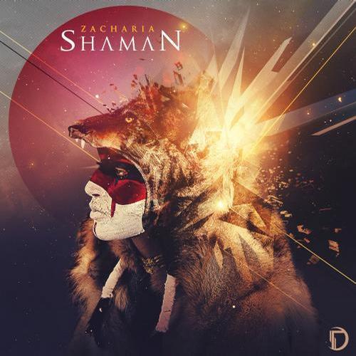 Shaman EP Album Art