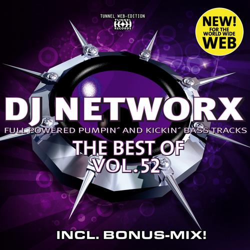 DJ Networx - the Best of, Vol. 52 Album Art