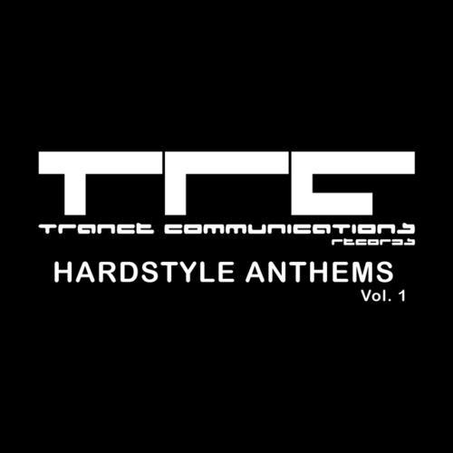 Album Art - Hardstyle Anthems Volume 1