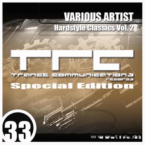 Album Art - Hardstyle Classics Volume 2