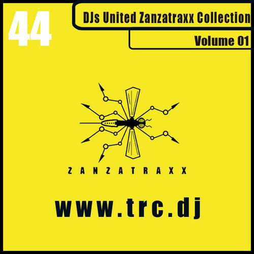 Album Art - DJs United Zanzatraxx Collection Volume 01