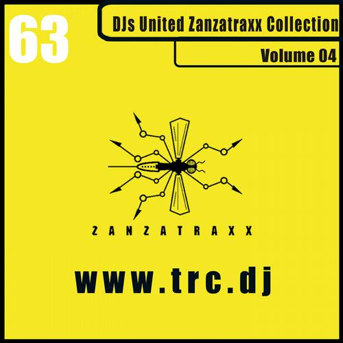 Album Art - DJs United Zanzatraxx Collection Vol. 04