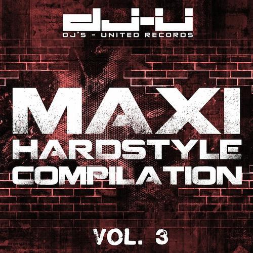 Album Art - Maxi Hardstyle Compilation Vol. 3