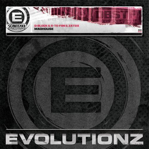 Album Art - Scantraxx Evolutionz 016