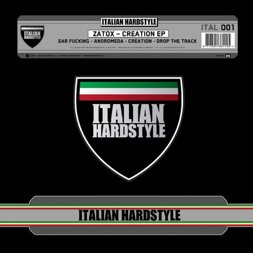 Album Art - Italian Hardstyle 001