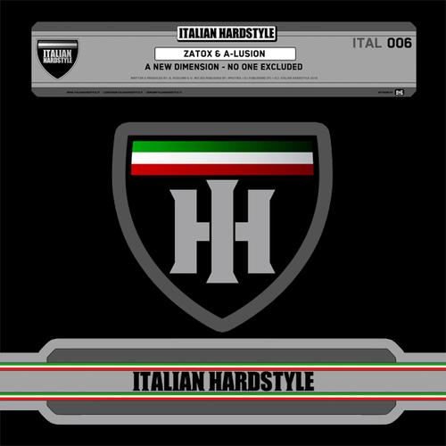 Album Art - Italian Hardstyle 006