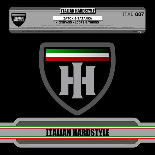 Album Art - Italian Hardstyle 007
