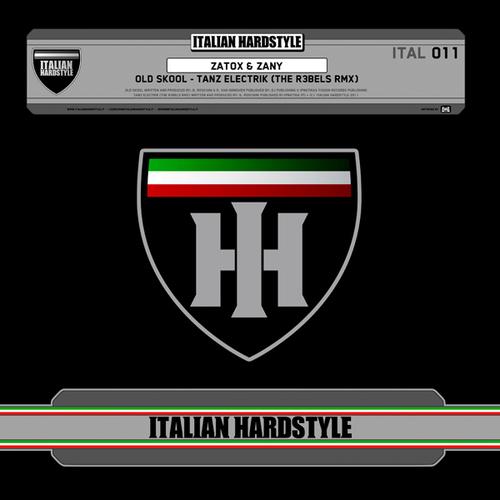 Album Art - Italian Hardstyle 011
