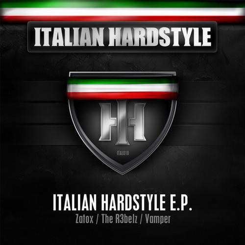 Album Art - Italian Hardstyle 018 - Italian Hardstyle EP