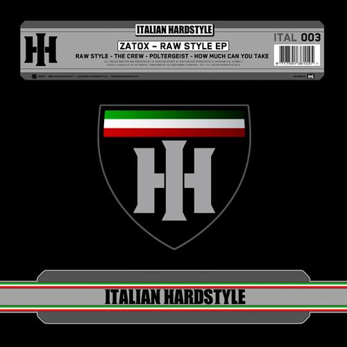 Album Art - Italian Hardstyle 003