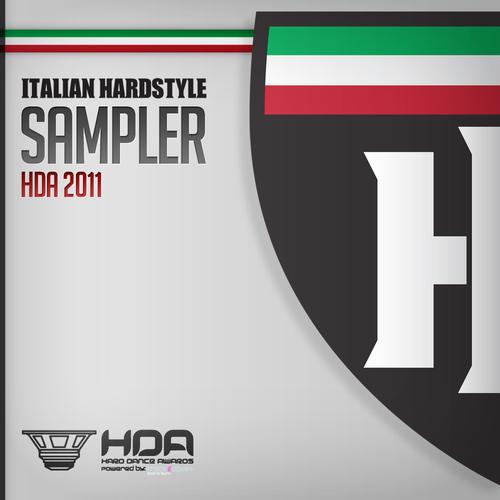 Album Art - Italian Hardstyle - Hard Dance Awards Sampler 2011