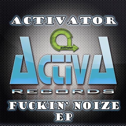 Album Art - Fuckin' Noize - EP