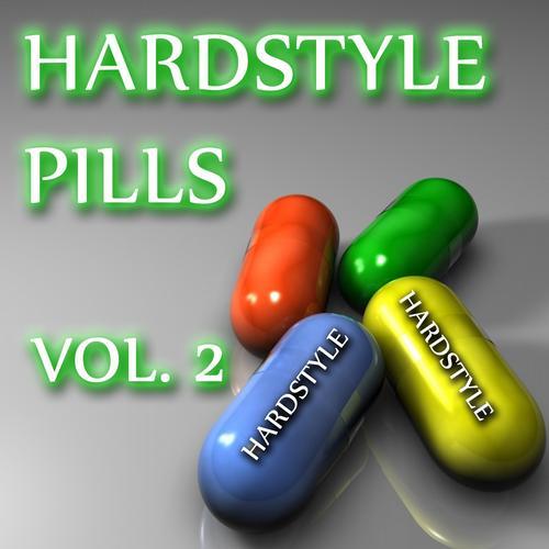 Album Art - Hardstyle Pills, Vol. 2