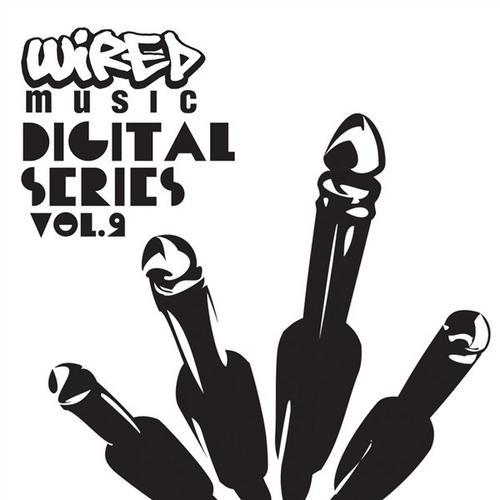 Album Art - Wired Digital Series Volume 2