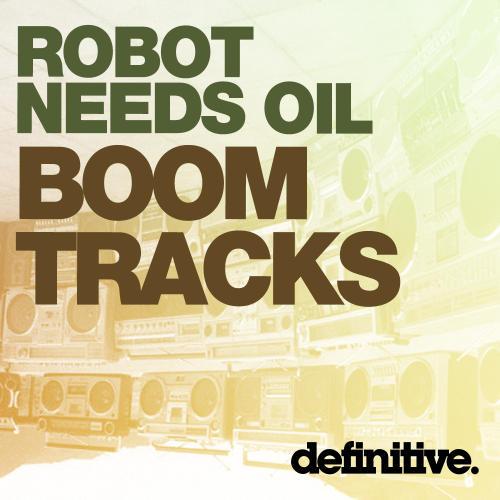 Album Art - Boom Tracks