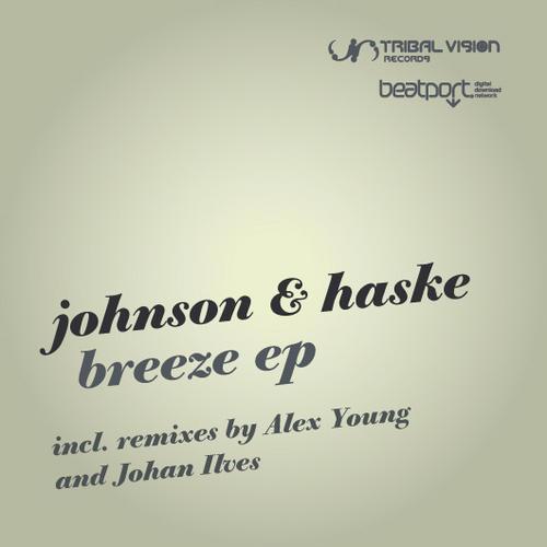 Album Art - Breeze EP