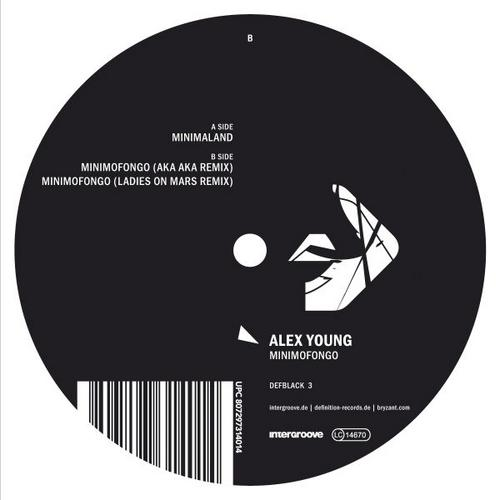 Album Art - Minimofongo