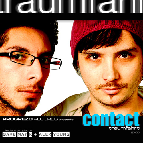Album Art - Contact Traumfahrt 2xCD