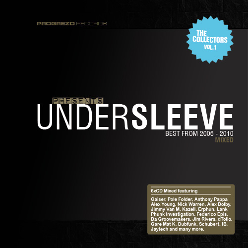 Album Art - Undersleeve 2006 - 2010 / Mixed