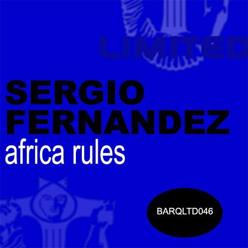 Album Art - Africa Rules