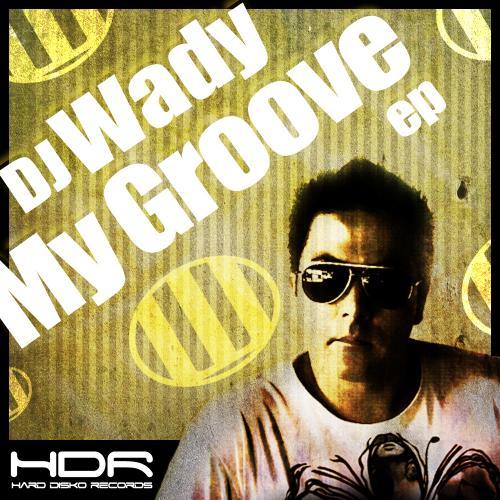 Album Art - My Groove EP