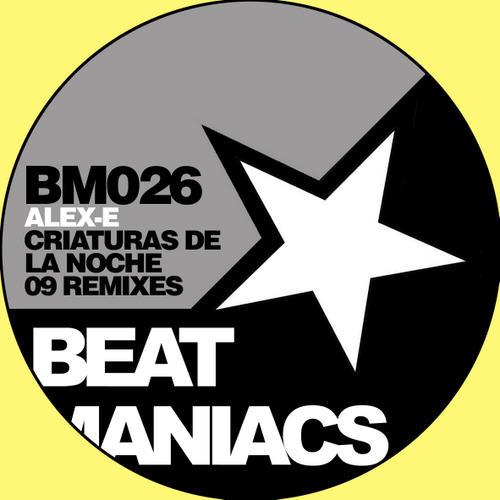 Album Art - Criaturas De La Noche Remixes